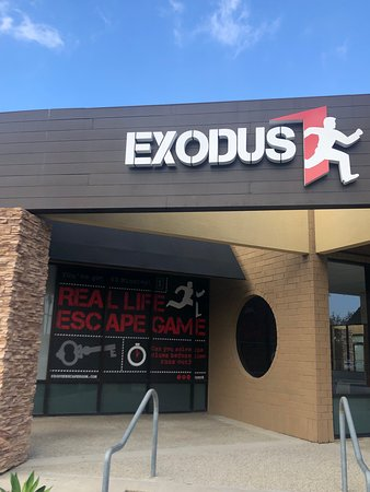 ‪Exodus Escape Room‬