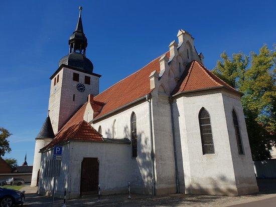 Sankt Trinitatis kirche Gommern