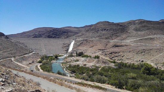 Vallenar, Chile: Muro agua