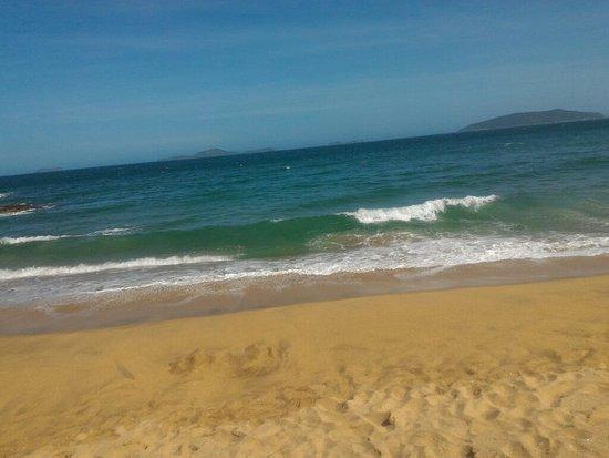 Caravelas Beach-billede