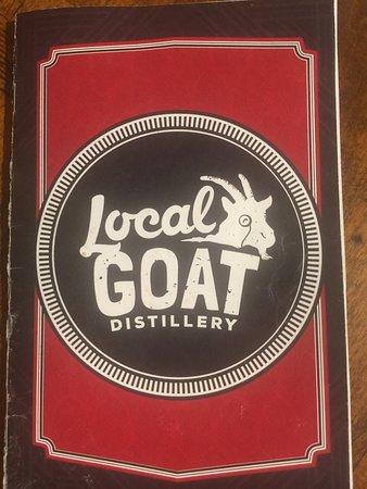 Local Goat  Distillery-bild