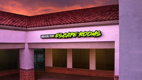 Breaking Point Escape Rooms