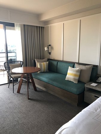 Nice hotel redo!  Clean rooms