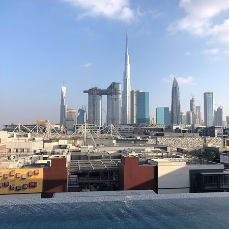 Window View - La Ville Hotel & Suites CITY WALK, Dubai, Autograph Collection Photo