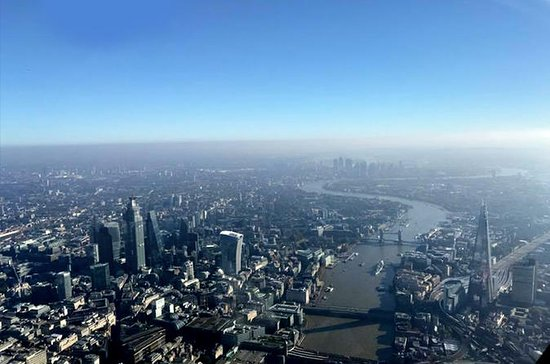 London Sightseeing Helicopter Tour...