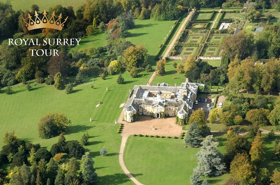 Royal Surrey Helicopter Tour