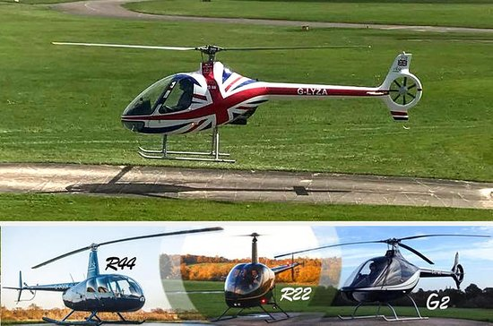 Helikopter Discovery Trial Lesson