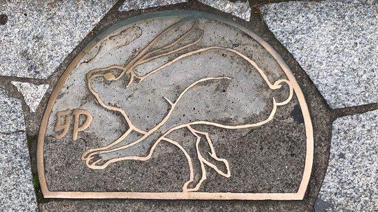 Ikaho Stone Steps: 卯年 (2018/11/21)
