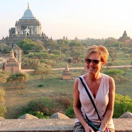 Yangon Region, Burma: Beautiful Bagan