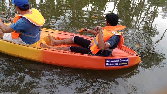 Kottayam Kayaking