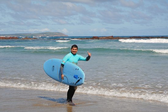 Surf Trax: Surfing with Jono