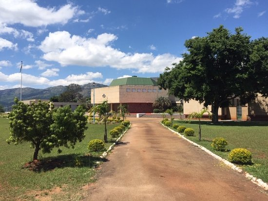 Lobamba, Swaziland : House of Parliament