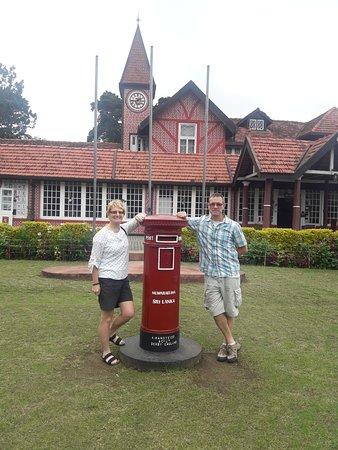 Mr n mrs Sarah @ pink post office