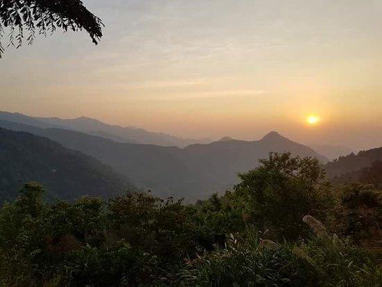 น้ำปาด, ไทย: The sun set at Nan