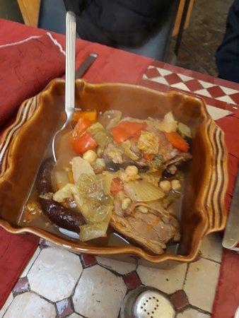 Restaurant Cote Sud: Le Couscous