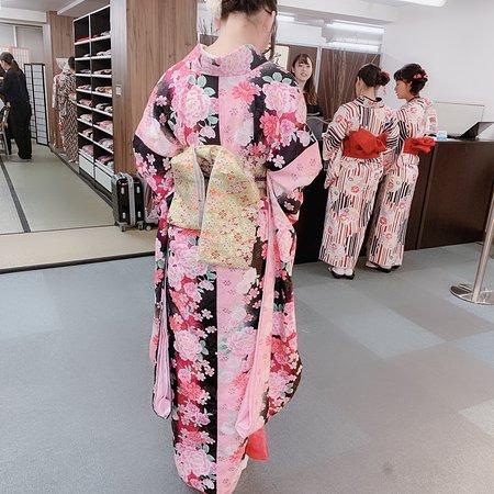 Kyo Aruki Kyoto Kimono Salon