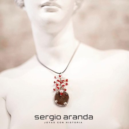 Sergio Aranda Joyas con Historia
