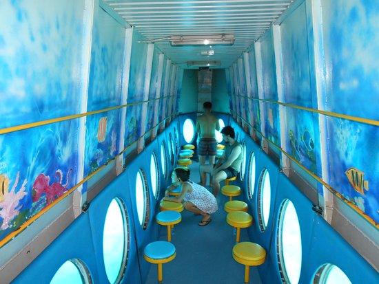 Yellow Submarine Boat Trip