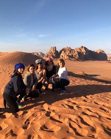 Mars Wadi Rum