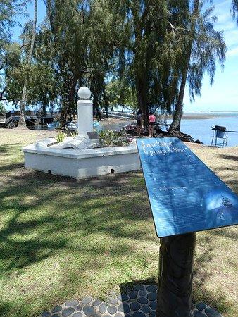 Denkmal für James Cook