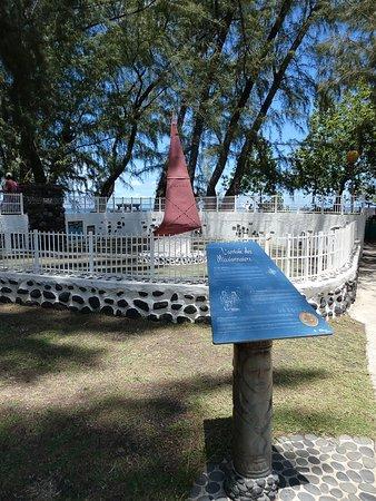 Denkmal für die Missionare
