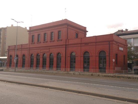 Antigua Estacion de Sabadell Centro