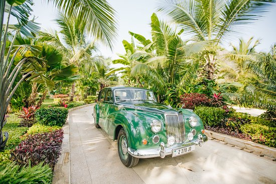 Pongwe, Tanzania: Armstrong Siddeley Star Sapphire a.k.a. Car of Last Zanzibari Sultan