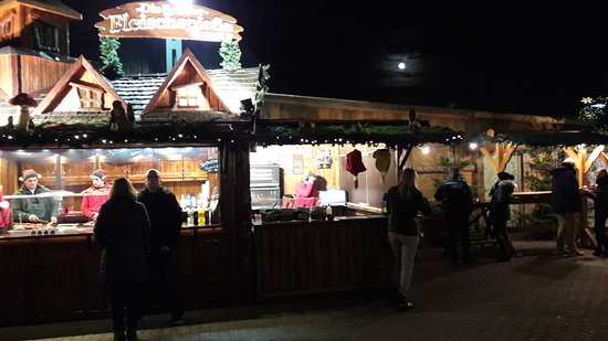 De kerstmarkt