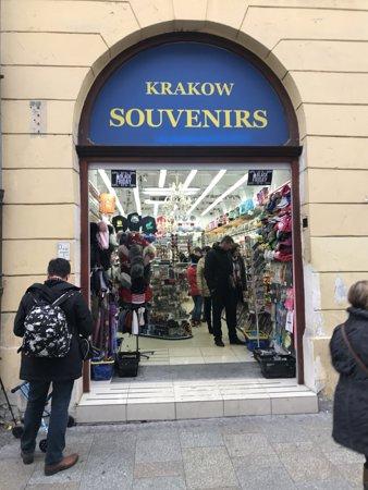 Krakow Souvenirs