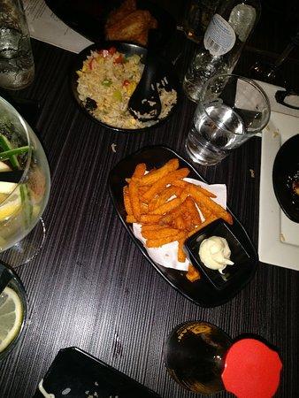 Sushi Koi Foto