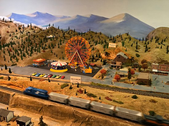 South Hill Model Train Museum