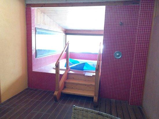 Hotel L'Avet: Spa del Hotel. (En obras de reforma).