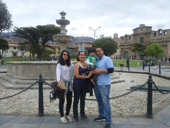 Plaza de Armas de Cajamarca – fénykép