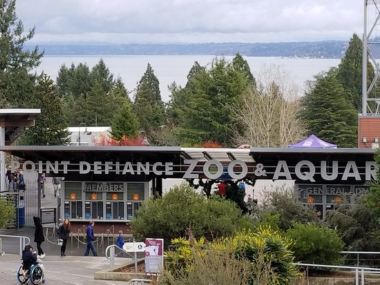 Point Defiance Zoo & Aquarium Photo