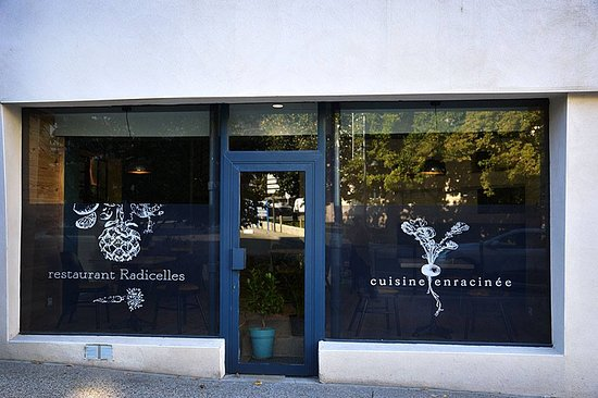 Great And Original Food Review Of Radicelles Annonay