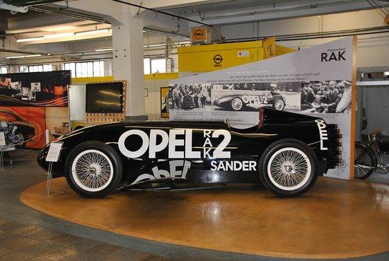 Opel Werkstour