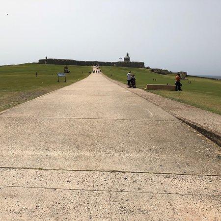Фотография Крепость и историческая часть города Сан-Хуан
