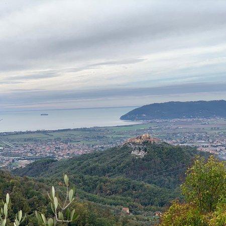 Ortonovo, Italia: Santuario Del Mirteto