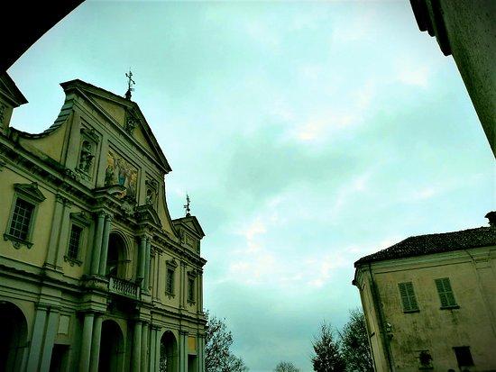 Serralunga di Crea, Italia: Santuario di Crea