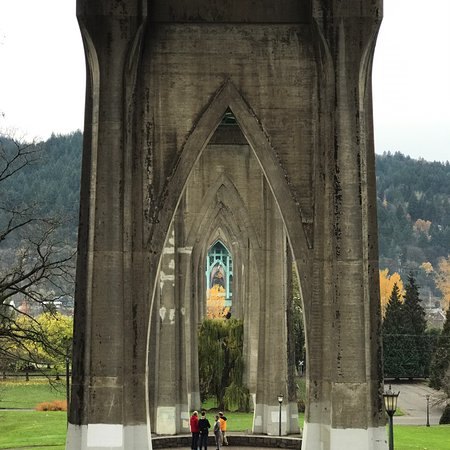 St Johns Bridge Portland All You Need To Know Before