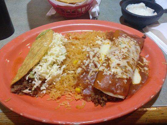 Rey Azteca Mexican Restaurant: Speedy Gonzales