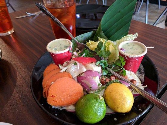 El Ceviche De Waldito San Antonio Restaurant Reviews