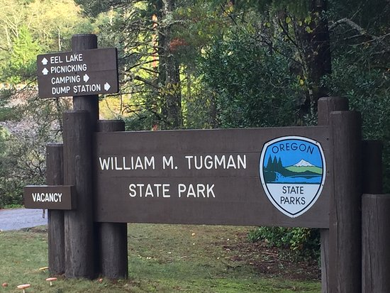 Lakeside, OR: Consider this Oregon State Park
