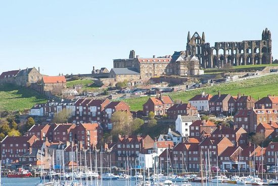 North York Moors og Whitby Day Trip...