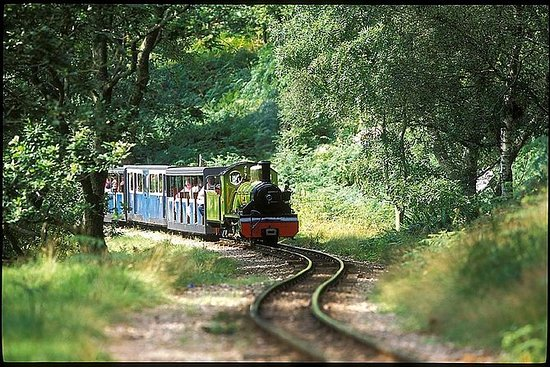 Ravenglass and Eskdale Railway: Ride...