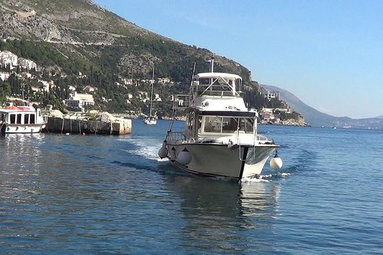 Lastovo Island Nature Park Yacht...