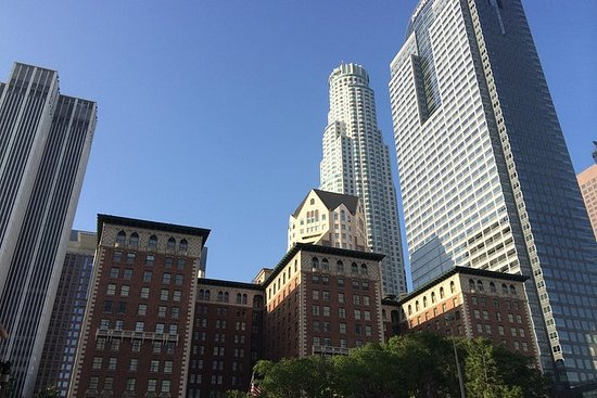 Old and New Downtown Los Angeles Tour