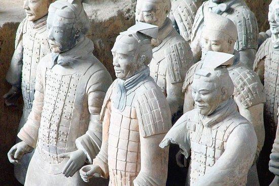 Excursion privée d'un jour à Xi'an...