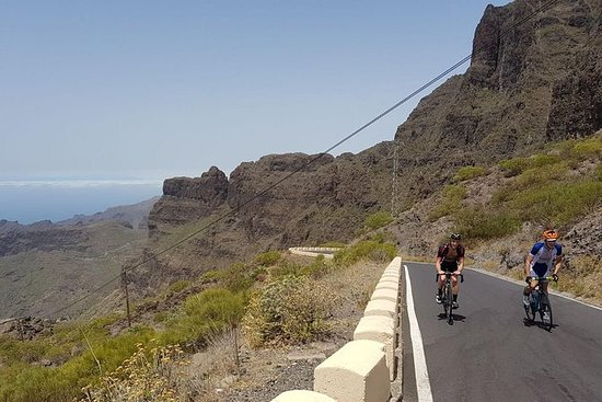 Masca Cycling Tour in Tenerife