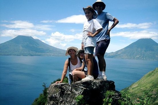 Lake Atitlan Lower Mayan Trail...